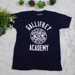 Gallifrey Academy graphic tee by Ripple Junction